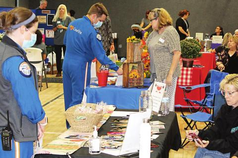 Inaugural Community Health Fair deemed a success