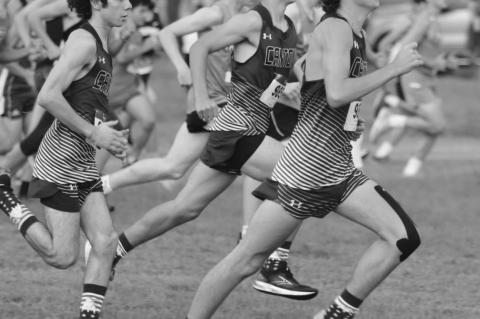 Cross country hosts annual meet