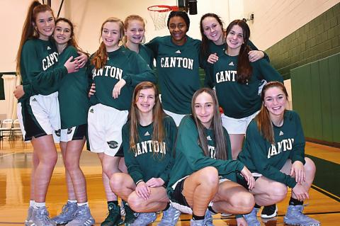JV Green team ends season