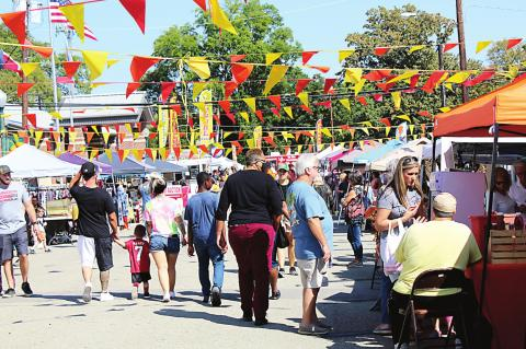Canton Autumn Festival attracts thousands