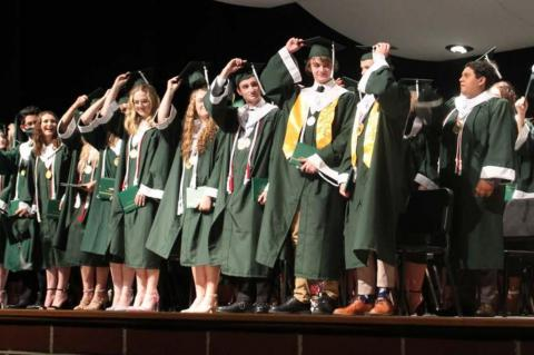Class of 2021 says goodbye to CHS