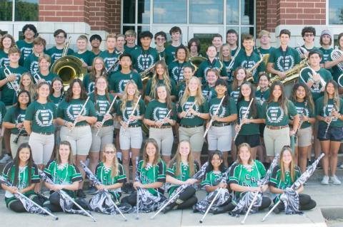 Mighty Canton Band goes for gold
