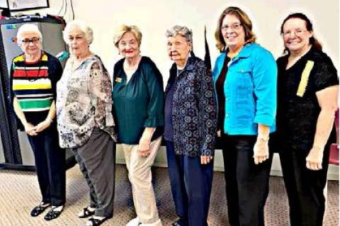 Club meeting held in Mabank Oct. 10