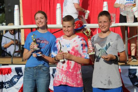 Hot Dog Eating Contest Winners