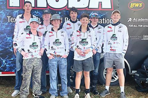 CHS Fishing Team ready for new season
