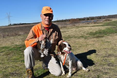 DON'T GIVE UP ON QUAIL HUNTING