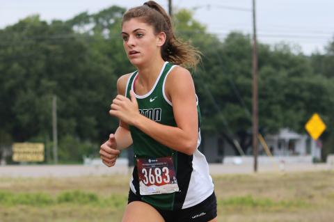 Eudy qualifies for Class 4A State Meet