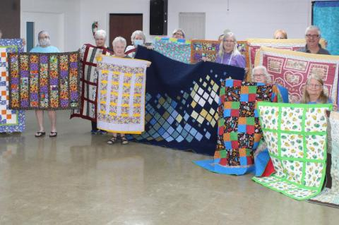 Annual Quilt Show set for Oct. 15-16