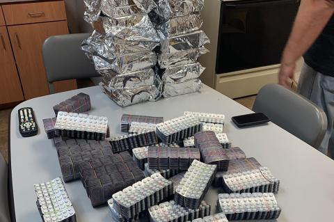 Local law enforcement cracks down on drugs