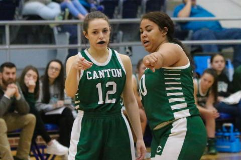 Eaglettes complete sweep of Wills Point