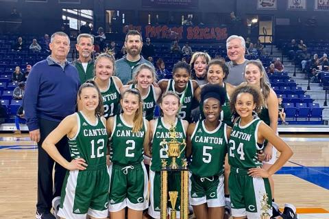 Eaglettes repeat as Chenevert champs