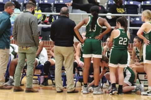 Eaglette rally falls short in 60-56 loss