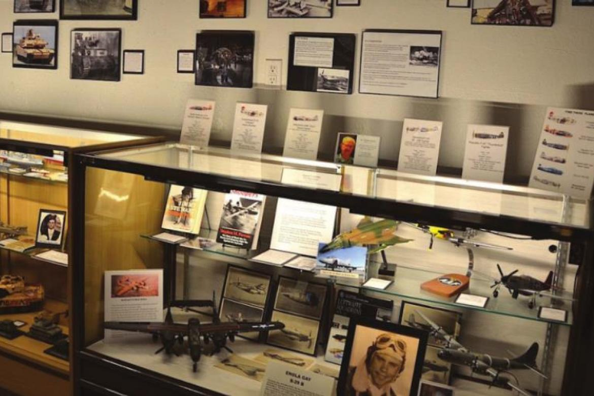Vets Memorial to hold reopening of museum