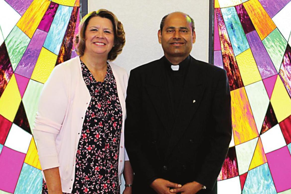 St. Therese Pastor moving to Sulphur Springs