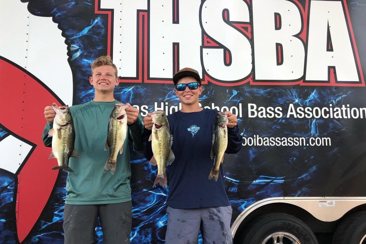 CHS Bass Teams place in tourney